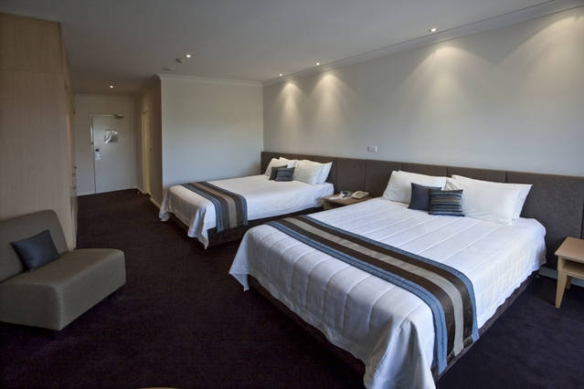 The Executive Inn Newcastle - Tourism Brisbane