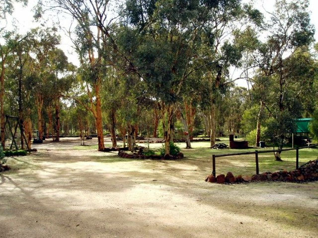 Toodyay Holiday Park  Chalets - Tourism Brisbane
