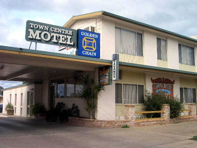 Town Centre Motel - Tourism Brisbane