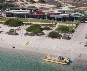 Dirk Hartog Island Eco Lodge - Tourism Brisbane