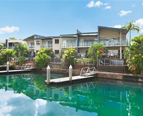 Bay View Luxury Waterfront Villa - Tourism Brisbane