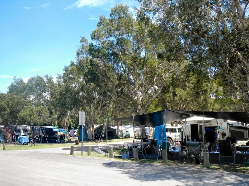 Diamond Head campground - Tourism Brisbane
