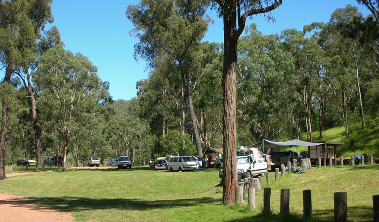 Washpools campground - Tourism Brisbane