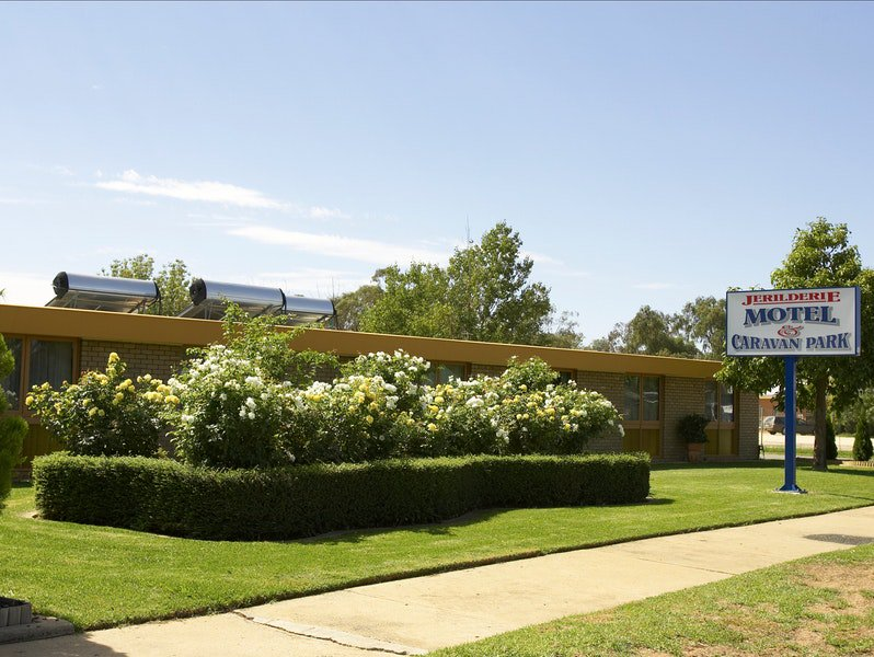 Jerilderie Motel and Caravan Park - Tourism Brisbane