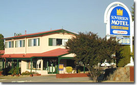 Sovereign Motor Inn Cooma - Tourism Brisbane