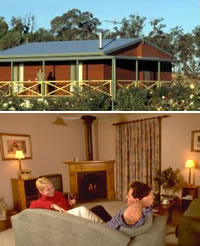 Twin Trees Country Cottages - Tourism Brisbane