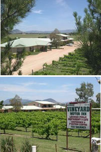 Mudgee Vineyard Motor Inn - Tourism Brisbane