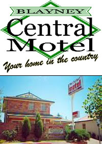 Blayney Central Motel - Tourism Brisbane