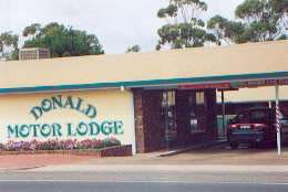 DONALD MOTOR LODGE - Tourism Brisbane