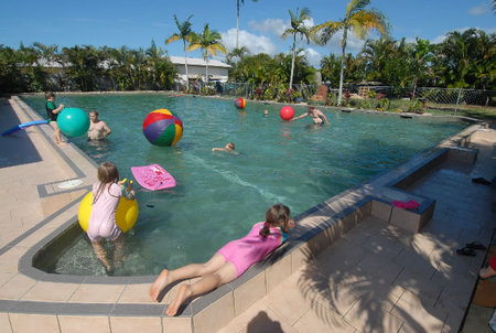 Kurrimine Beach Holiday Park - Tourism Brisbane