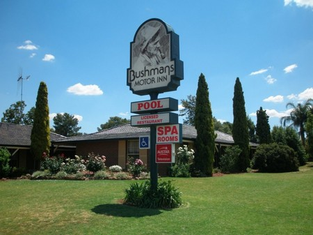 Bushmans Motor Inn - Tourism Brisbane