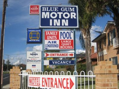 Blue Gum Motor Inn - Tourism Brisbane