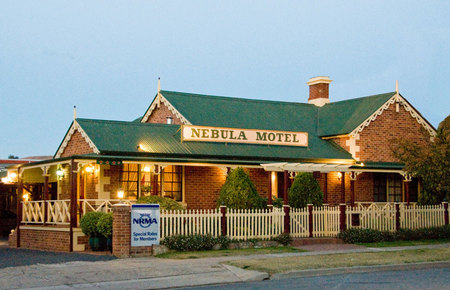 Nebula Motel - Tourism Brisbane