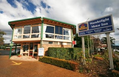 Best Western Wanderlight Motor Inn - Tourism Brisbane
