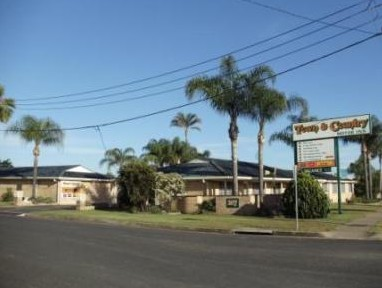 Town and Country Motor Inn Tamworth - Tourism Brisbane