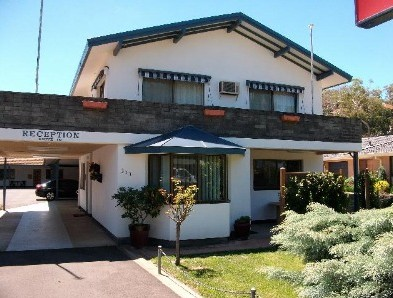 Alkira Motel - Tourism Brisbane