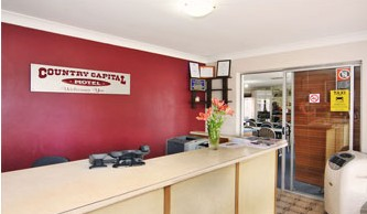 Country Capital Motel - Tourism Brisbane