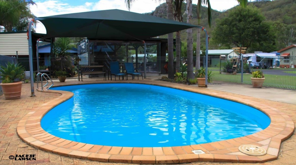 Esk Caravan Park And Rail Trail Motel - Tourism Brisbane