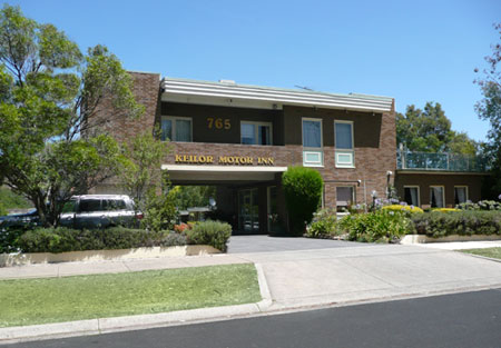 Keilor Motor Inn - Tourism Brisbane