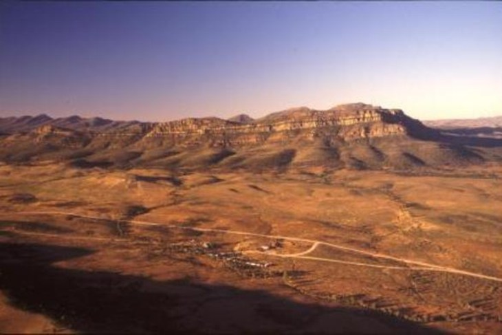 Flinders Ranges - Rawnsley Park Station - Tourism Brisbane