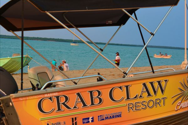 Crab Claw Island Resort - Tourism Brisbane