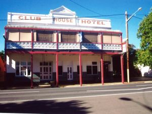 Club House Hotel - Tourism Brisbane