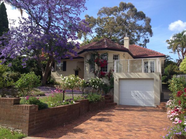 Jacaranda Bed and Breakfast - Tourism Brisbane