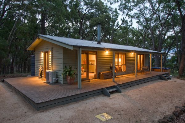 Mirkwood Forest Self-Contained Spa Cottages - Tourism Brisbane
