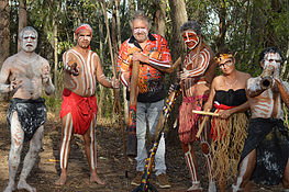 Didgeridoo Jam in the Park - Tourism Brisbane