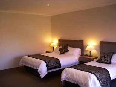 Parkes Int Motor Inn - Tourism Brisbane