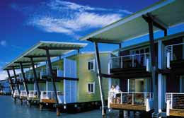 Couran Cove Island Resort - Tourism Brisbane