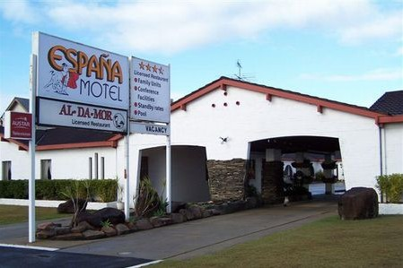Espana Motel - Tourism Brisbane