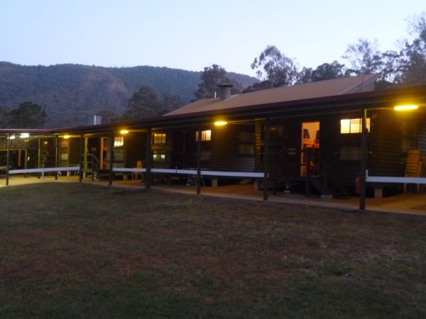 Christmas Creek Cafe and Cabins - Tourism Brisbane
