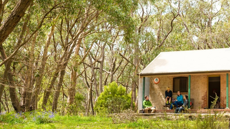 Mount Lofty Cottage YHA - Tourism Brisbane