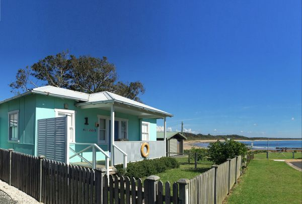 Aurora Beachfront Cottage - Tourism Brisbane