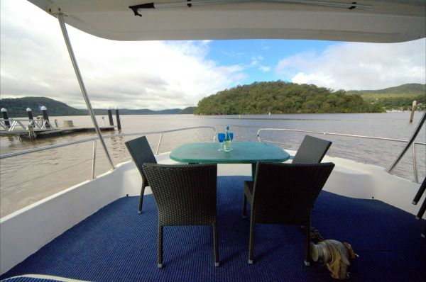 Luxury Afloat Hawkesbury River and Brooklyn - Tourism Brisbane
