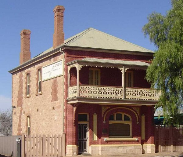 Savings Bank of South Australia - Old Quorn Branch - Tourism Brisbane