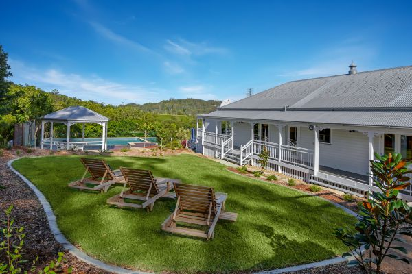 The Farmhouse Eumundi - Tourism Brisbane