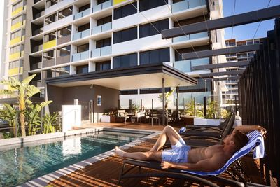 Alcyone Hotel Residences - Tourism Brisbane