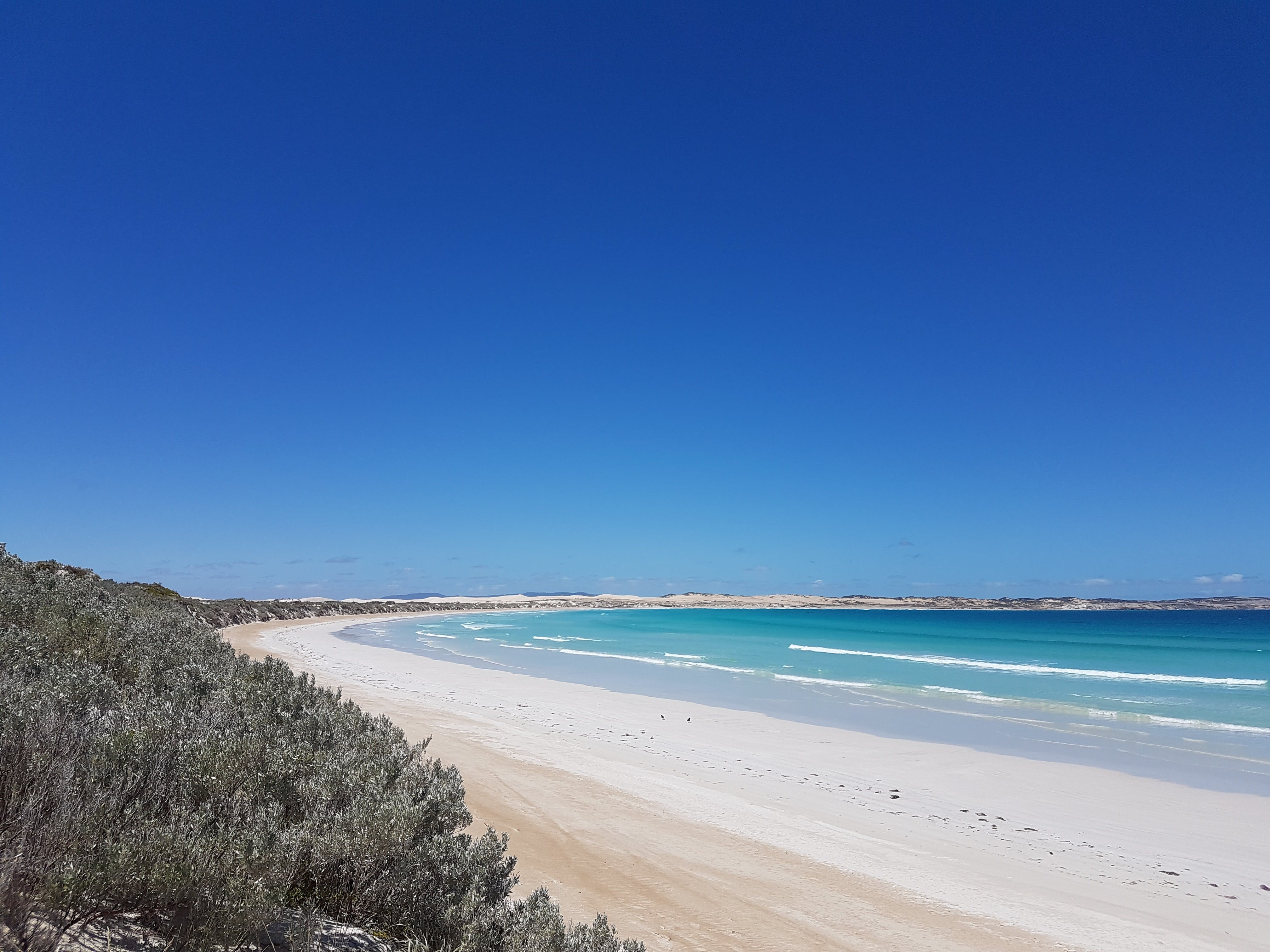 Coffin Bay National Park Campgrounds - Tourism Brisbane