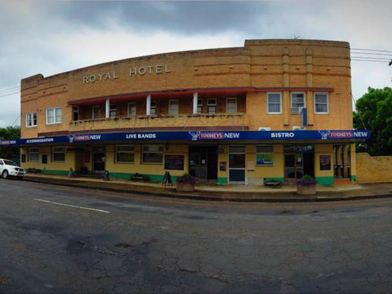 Royal Hotel Dungog - Tourism Brisbane