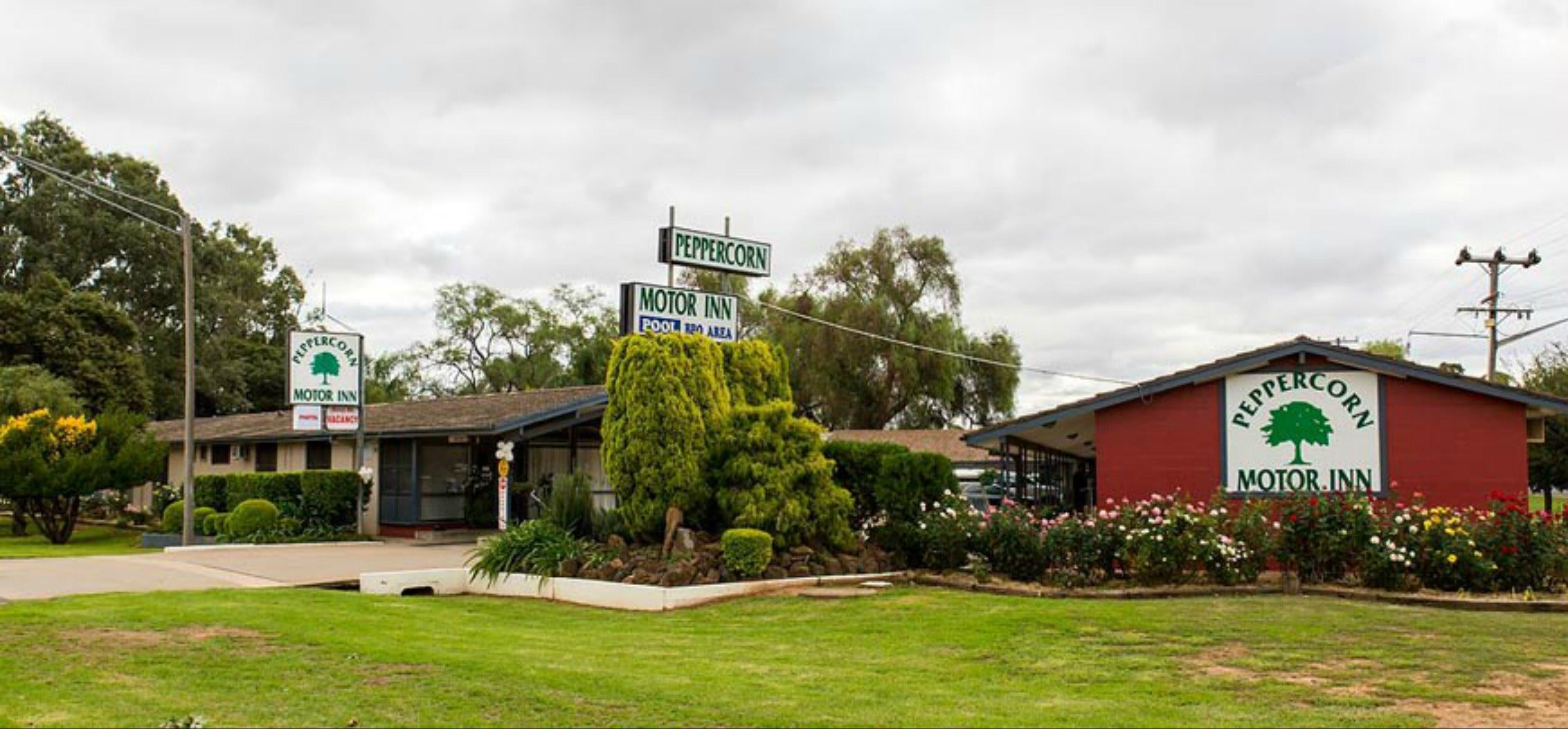 Peppercorn Motor Inn - Tourism Brisbane