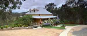 Tanwarra Lodge Bed and Breakfast - Tourism Brisbane