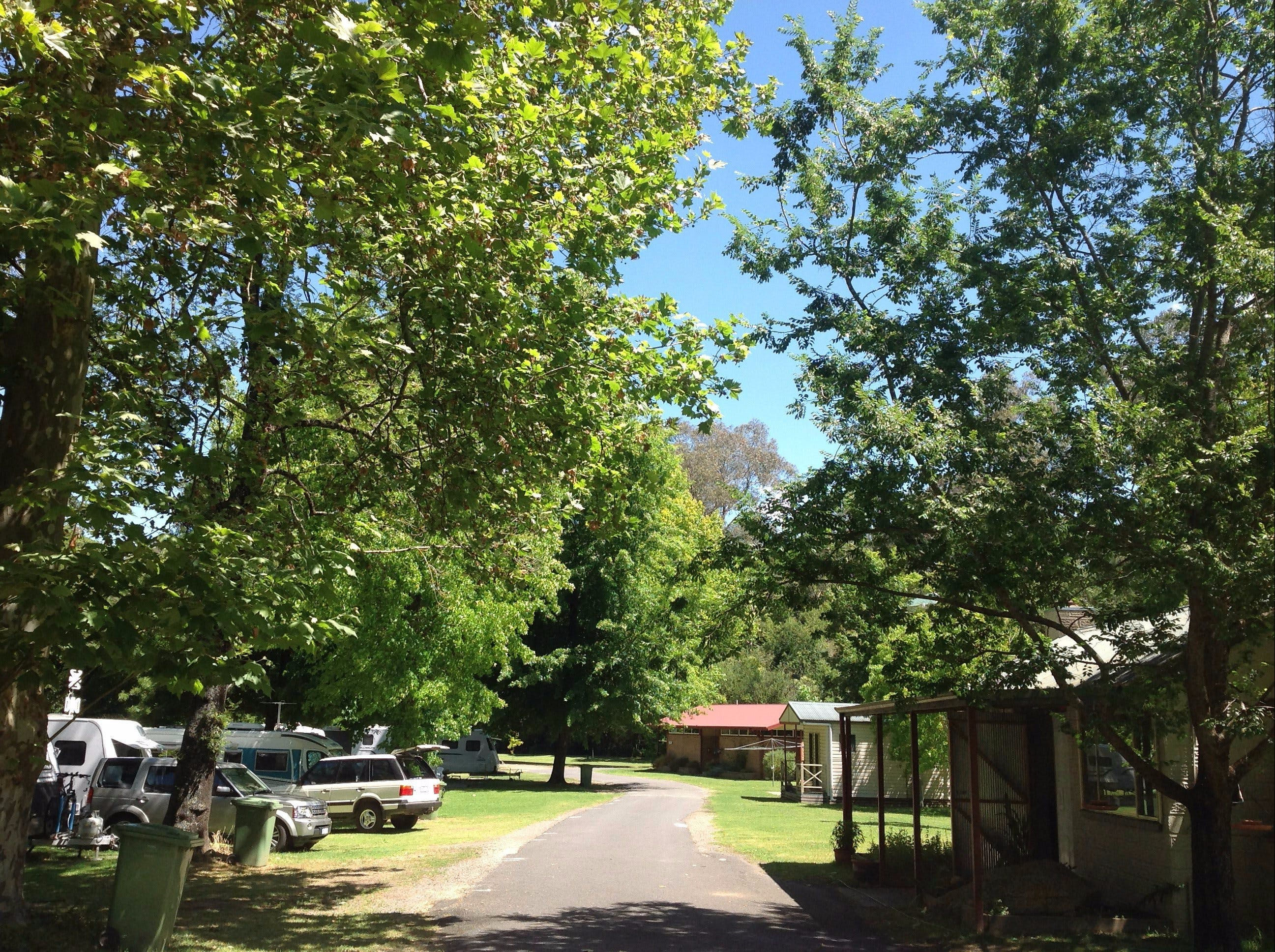 Yackandandah Holiday Park - Tourism Brisbane