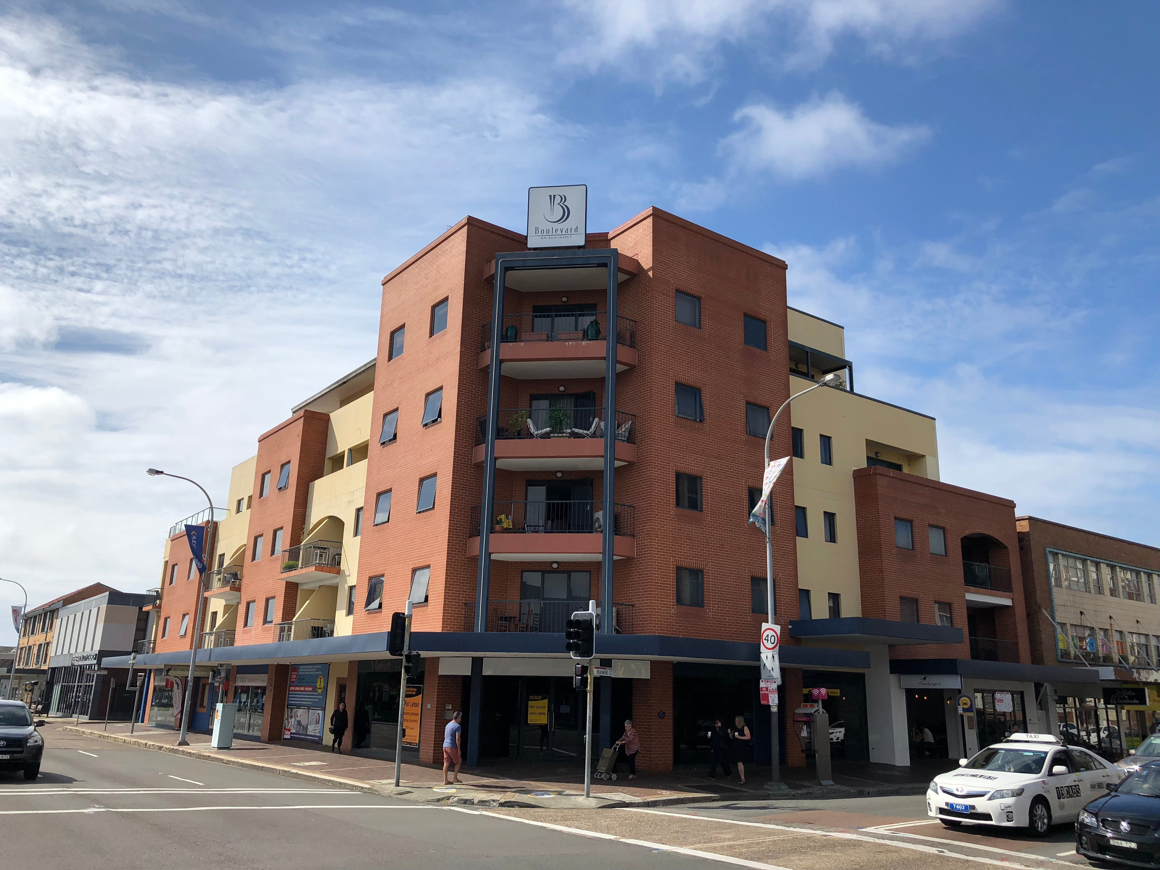 Boulevard on Beaumont apartment hotel - Tourism Brisbane