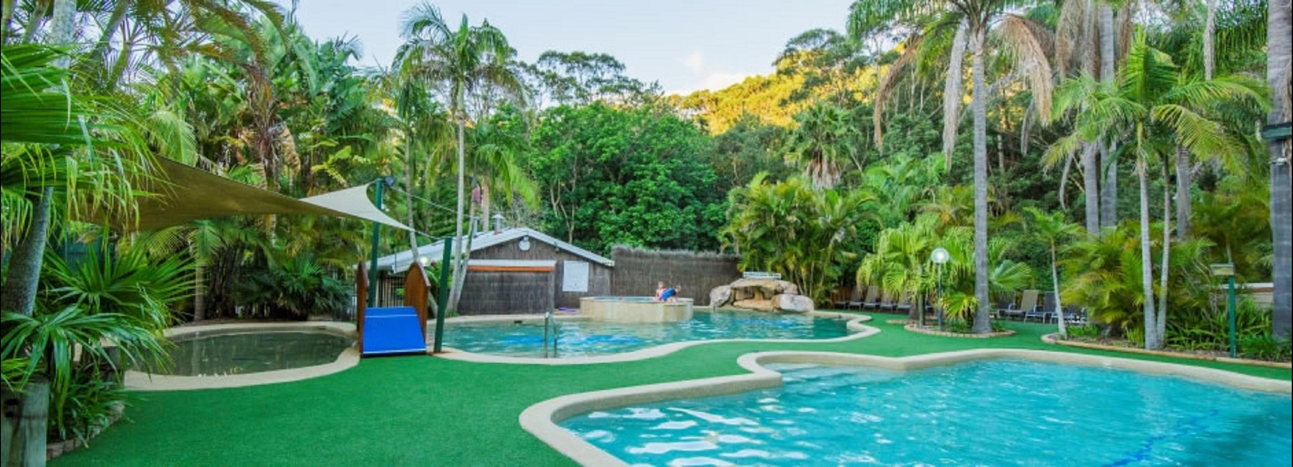 The Palms at Avoca - Tourism Brisbane
