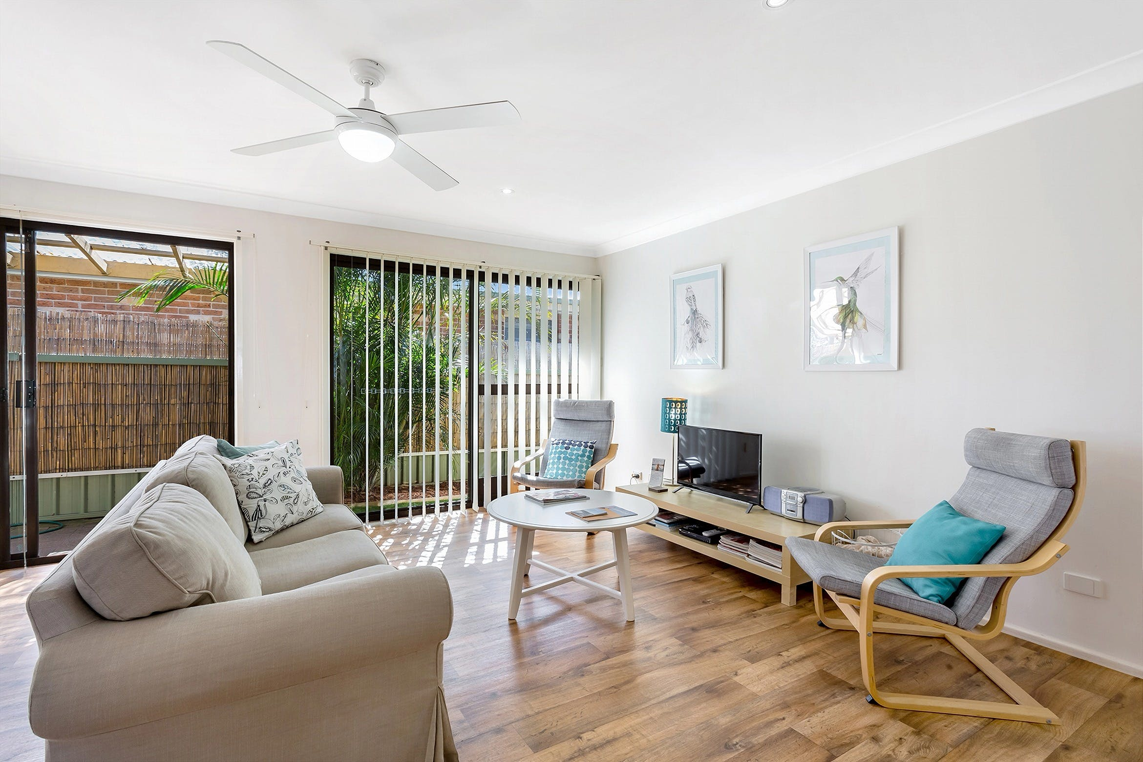 Shearwater at Shoal Bay Cottage One - Dogs Welcome - Tourism Brisbane