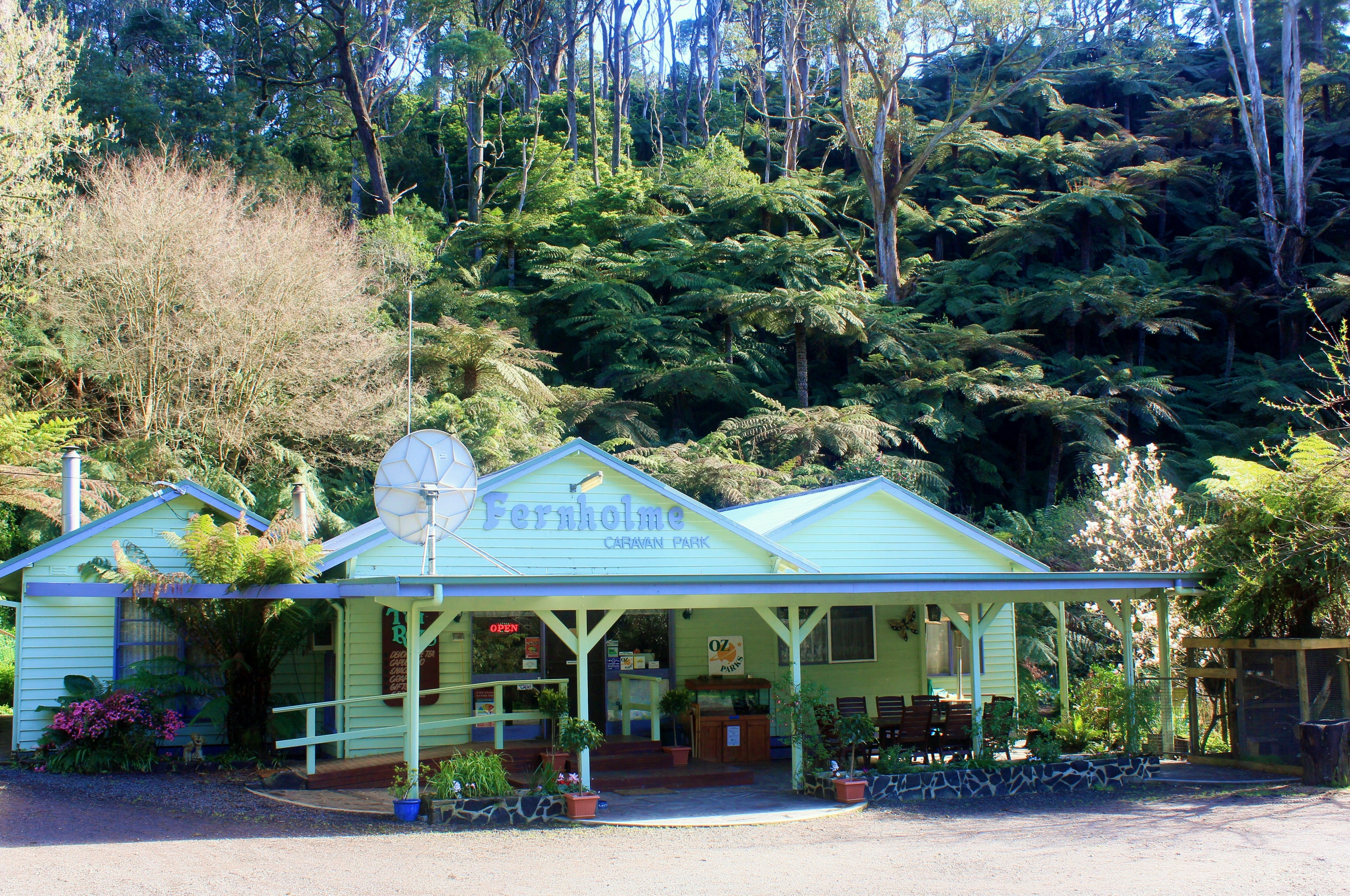 Tarra Valley Caravan Park - Tourism Brisbane