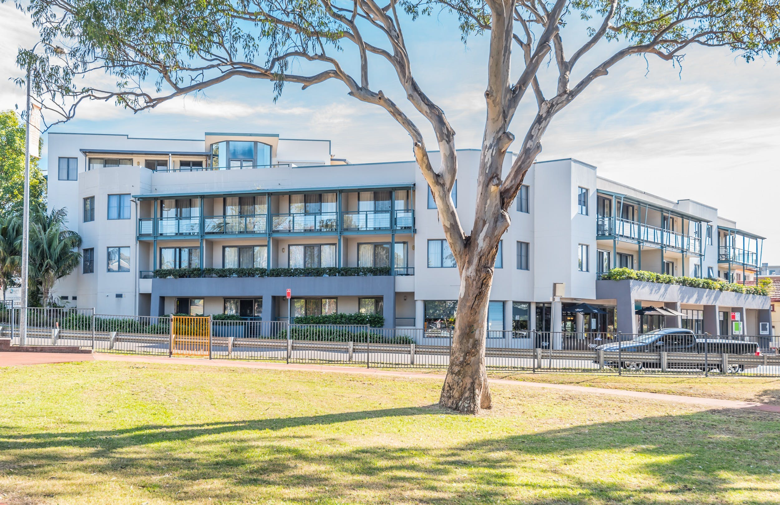 The Brighton Apartments - Tourism Brisbane