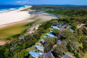BIG4 Sawtell Beach Holiday Park - Tourism Brisbane